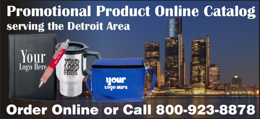 Promotional Products Detroit, Michigan